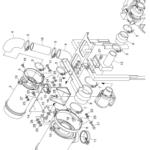 ECM660-III Parts Book