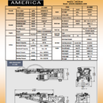 JD-1400E Spec Sheet