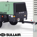 Sullair 185 Spec Sheet