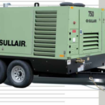 Sullair 750 Spec Sheet