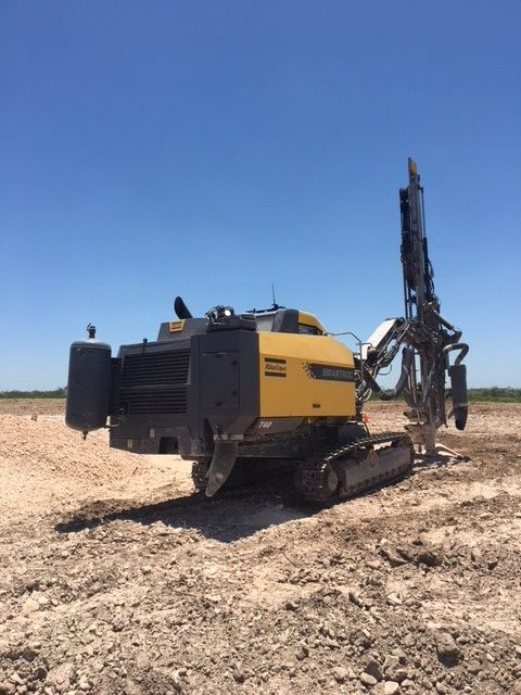 2015 ATLAS COPCO SMART ROC T40 – STOCK # 4130