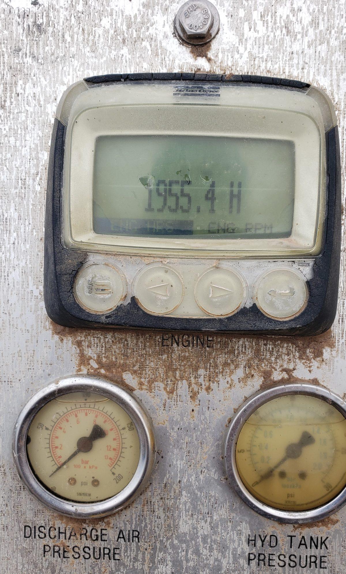 2009 ATLAS COPCO ECM590 – STOCK# 4191-A